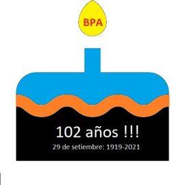 Cumpleaños 102 de la Biblioteca Popular Alberdi